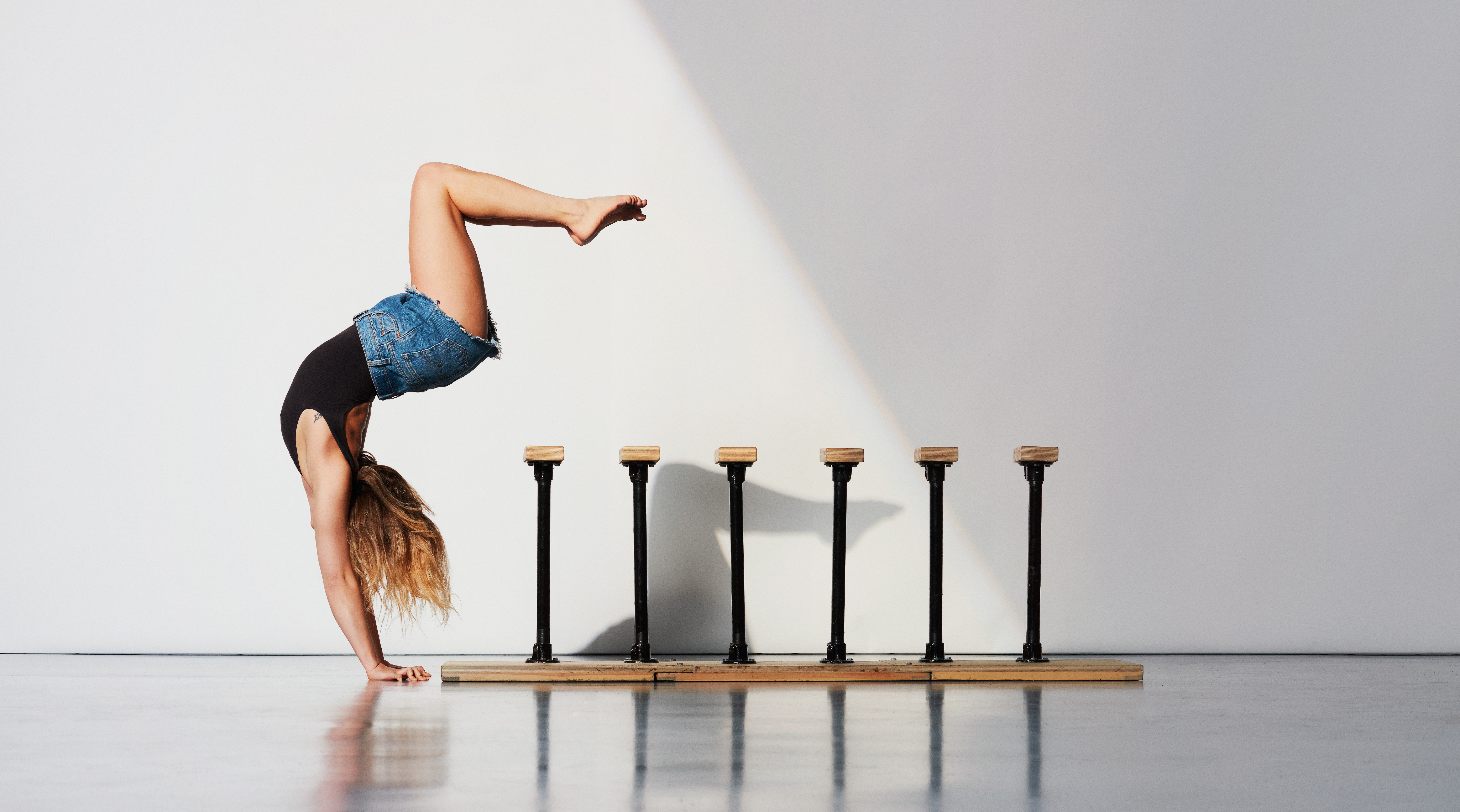 National Centre for Circus Arts by Bertil Nilsson