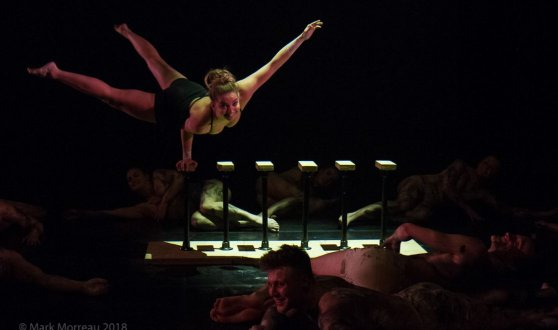 National Centre for Circus Arts Devised Pieces
